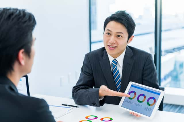 【営業】フリーターの就職におすすめの職種