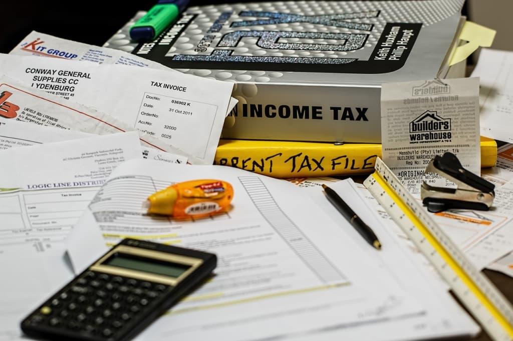 フリーターが支払うべき税金の種類