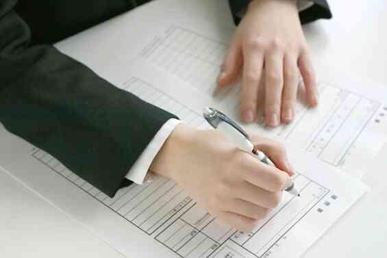 派遣の職歴の書き方