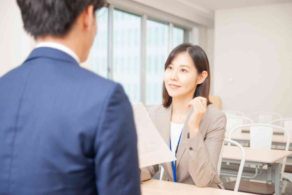 High-school-graduate‐job