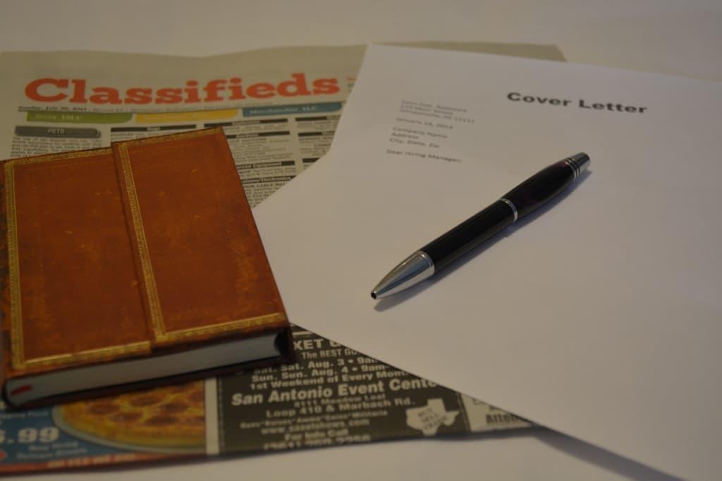 職務経歴書を書く:26歳フリーターの就職準備3