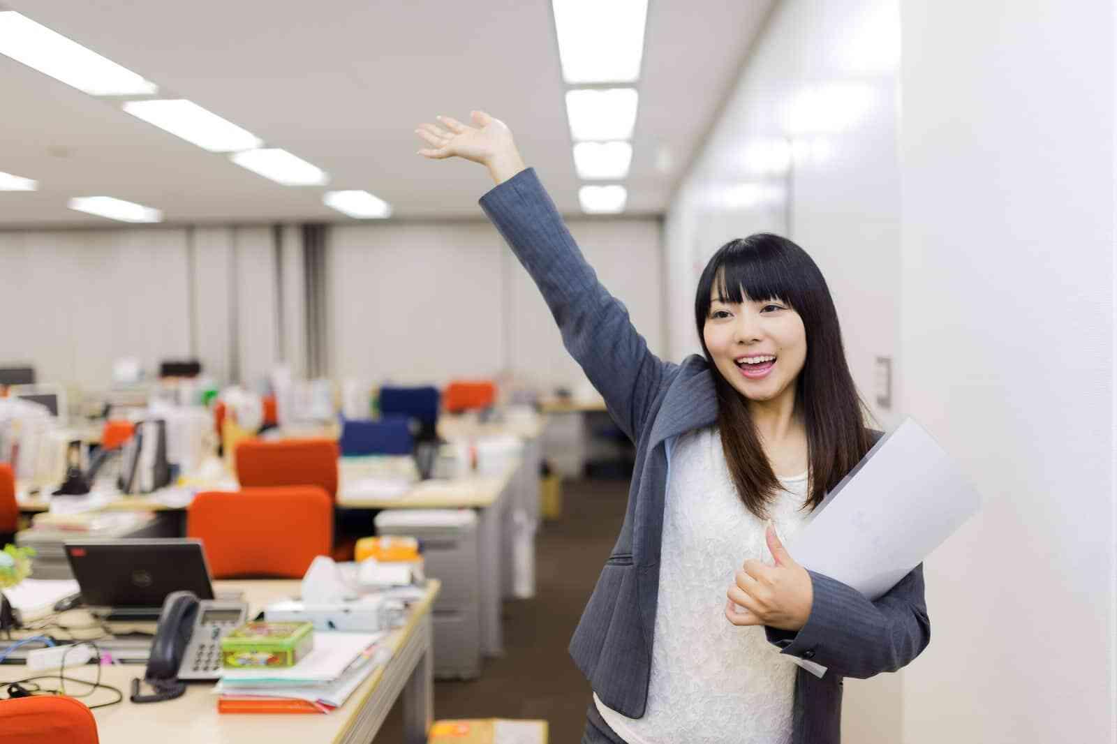 就活をスムーズに進めるポイント3:インターンシップを活用する