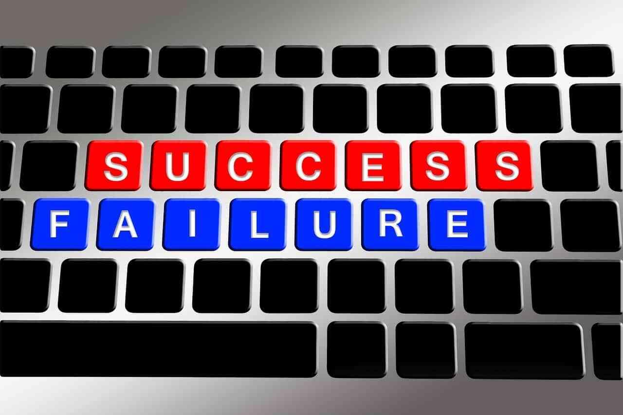 就活で失敗しても大丈夫といえる要素