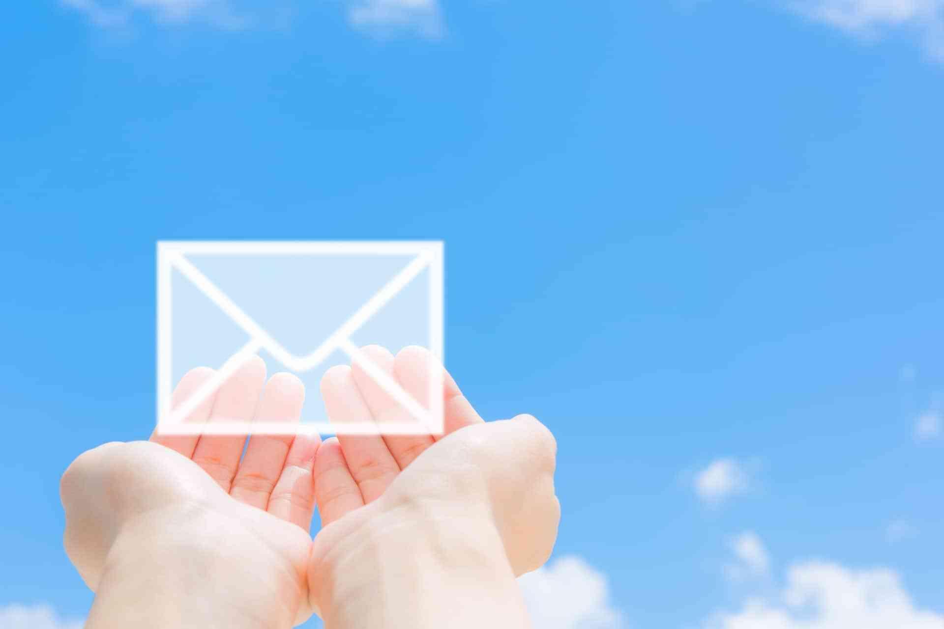 就活ではどのような場面でメールを送るの?