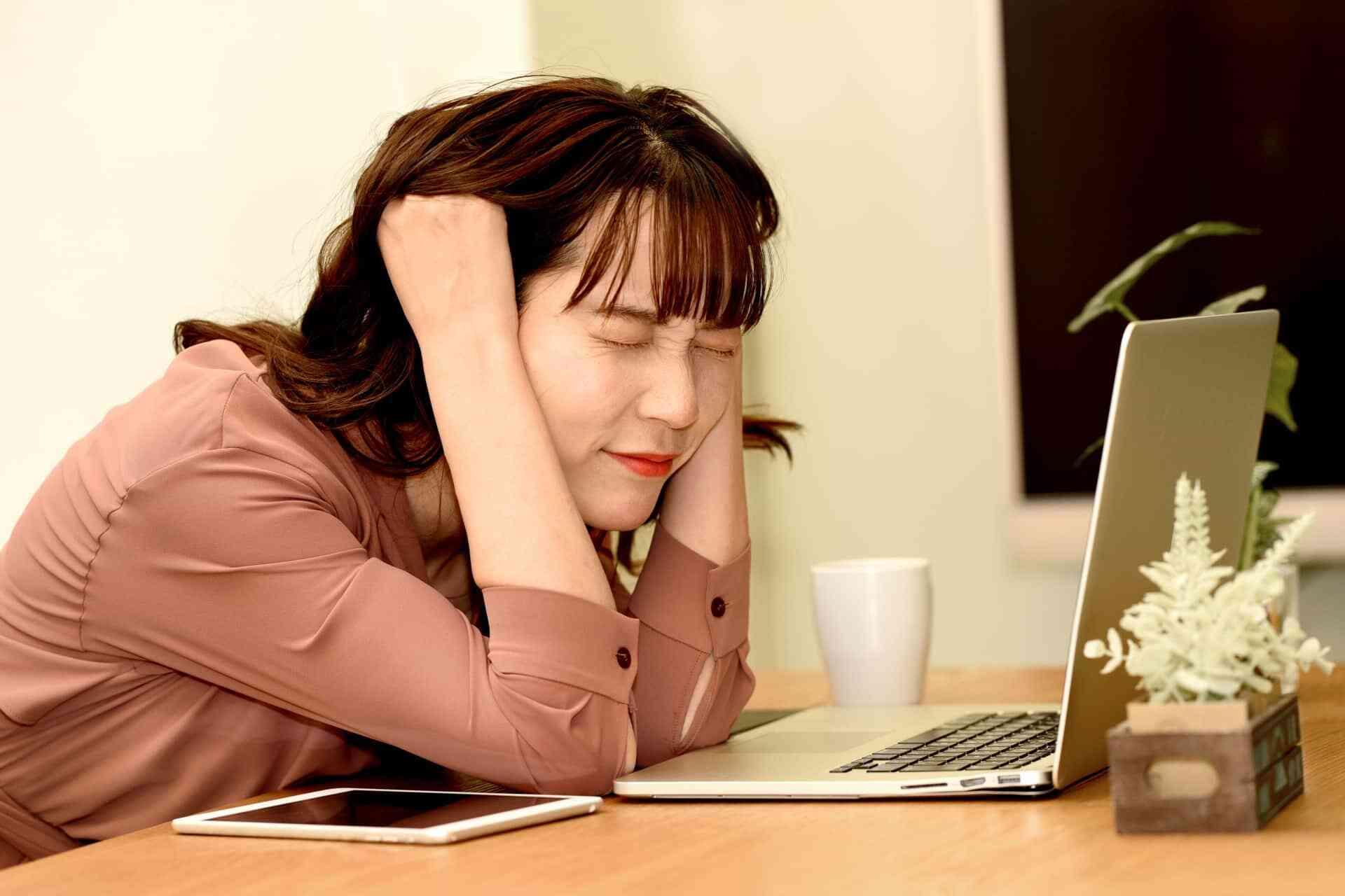 就活がうまくいかないと感じる就活生が多い