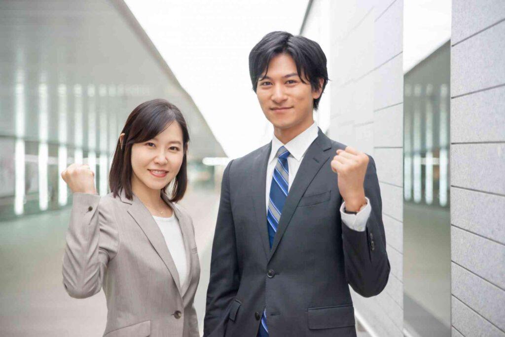 昔と今の就職活動の男女差