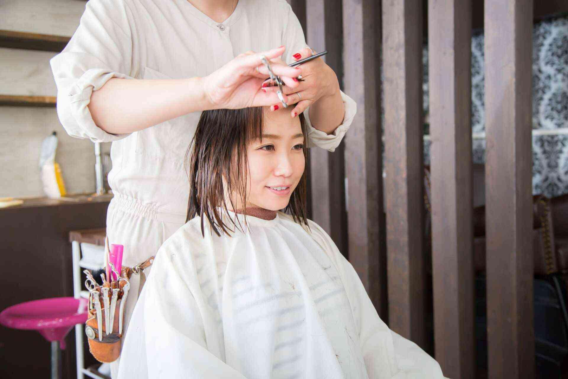 男女共通の髪型マナー