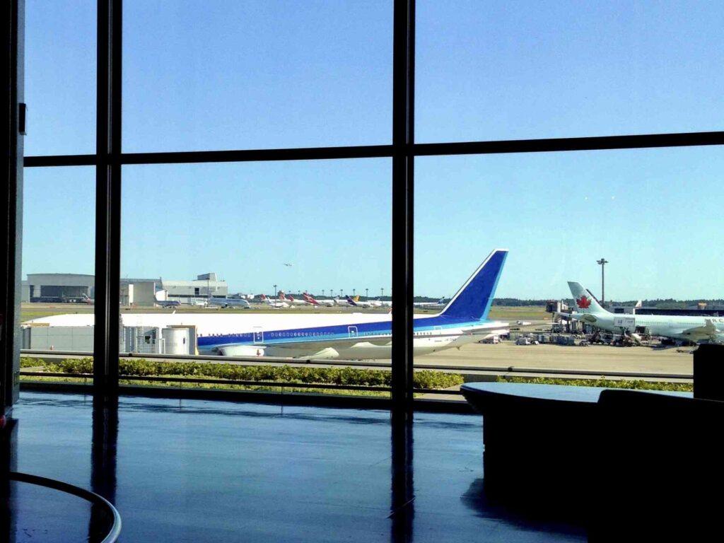 空港で仕事をする面白いところ