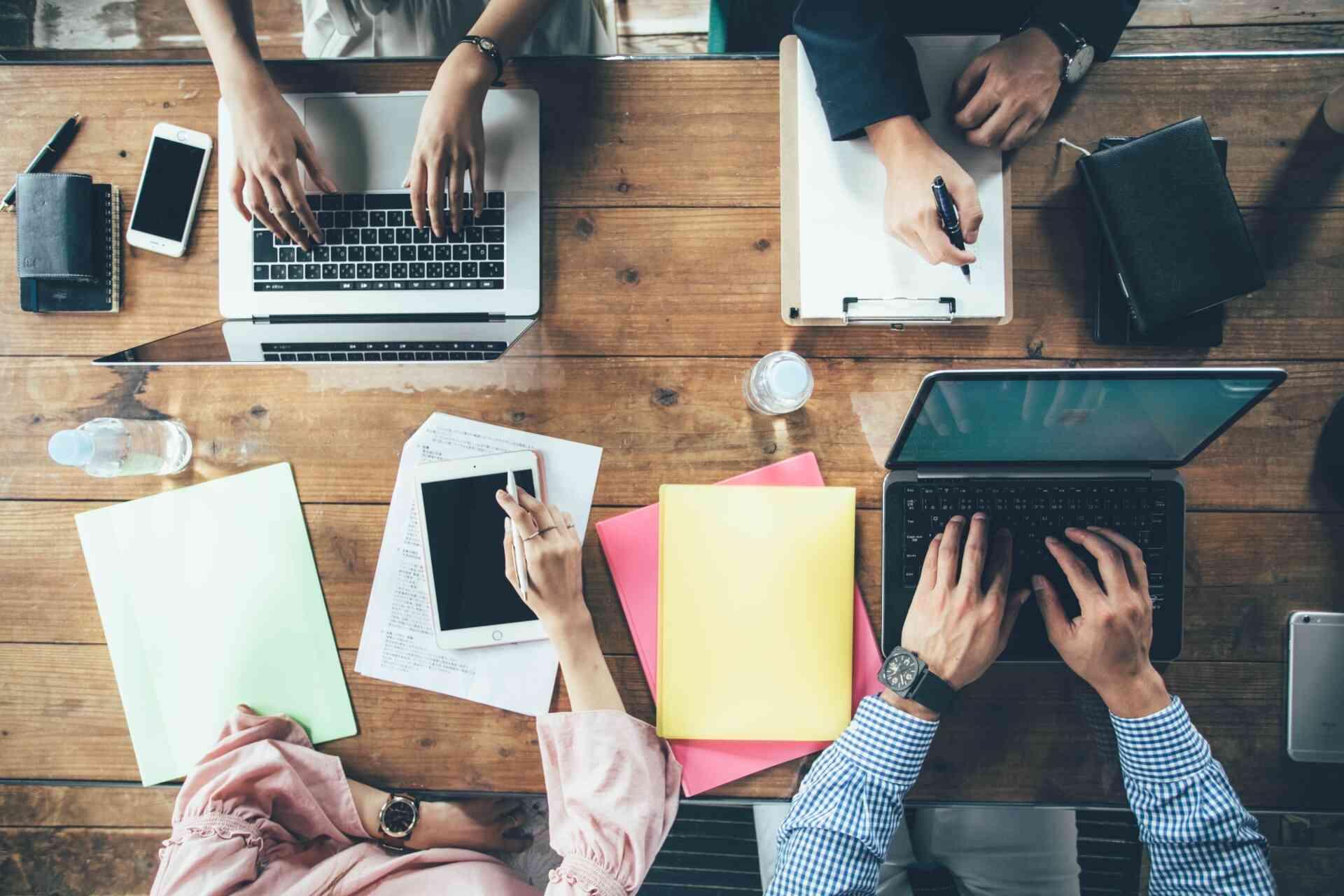 企画職について知りたい!仕事内容や企業が求める能力は?