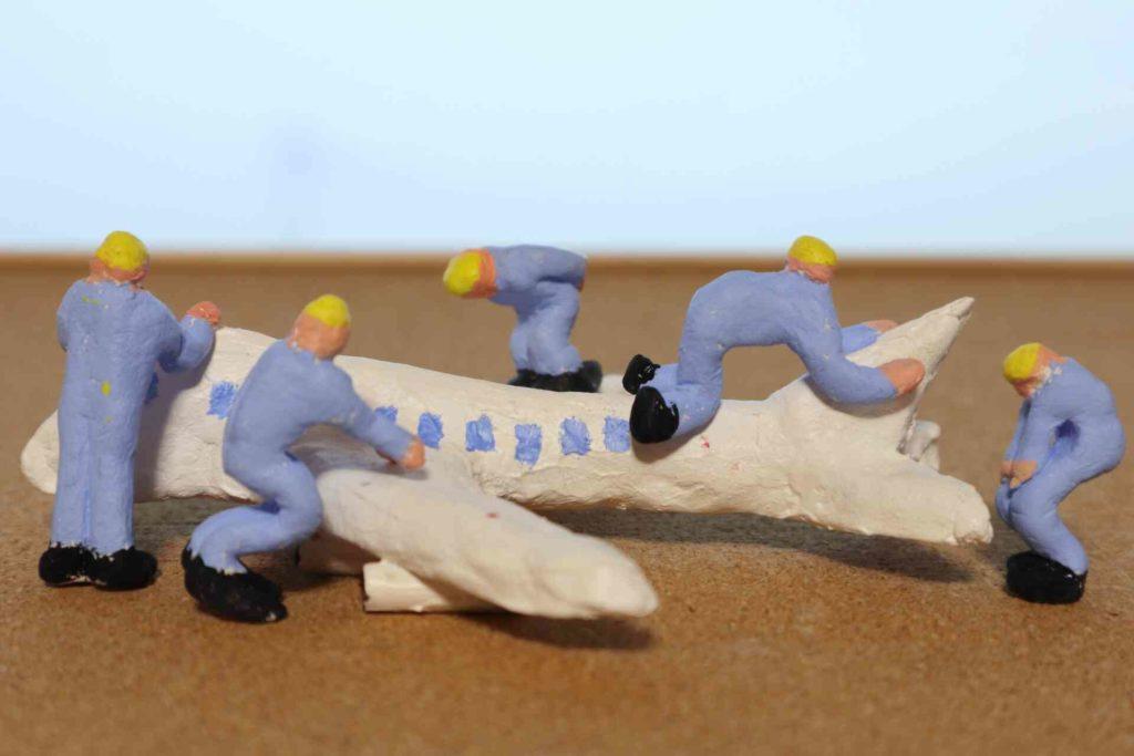 航空整備士の仕事内容
