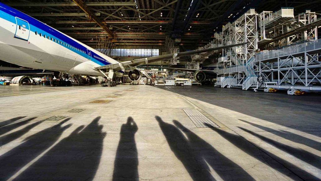 航空整備士になる方法