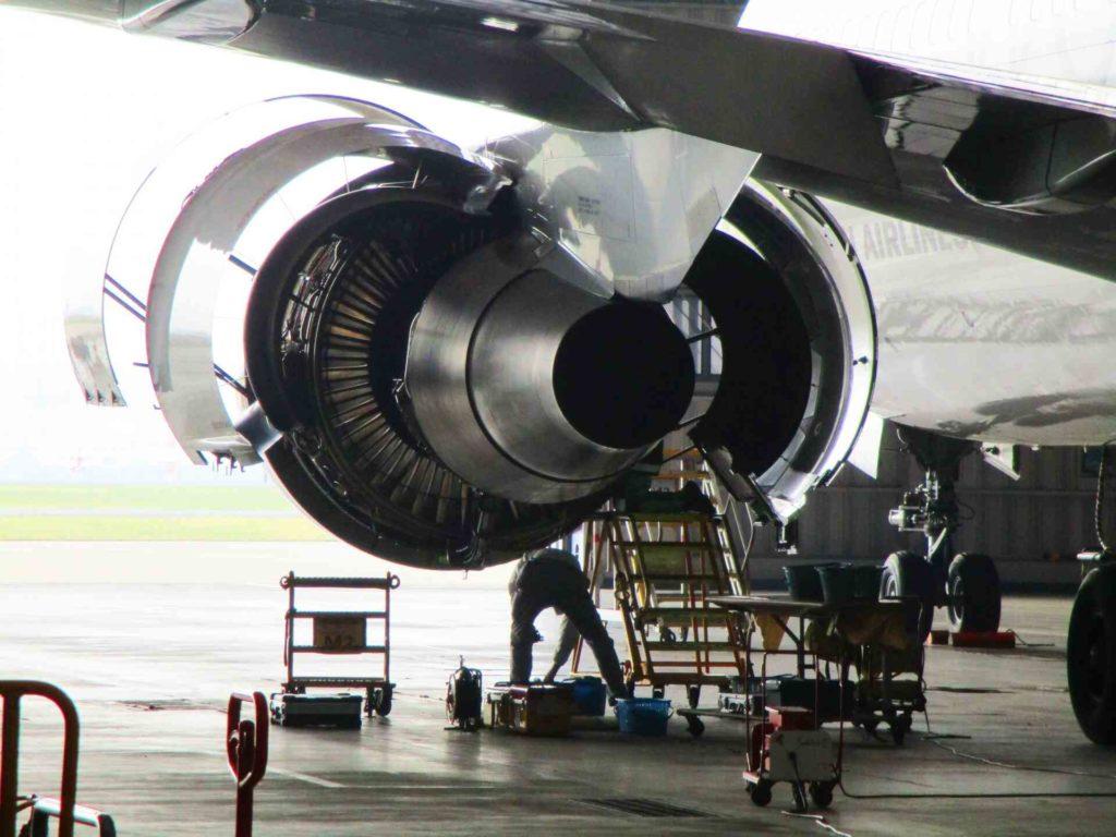 航空整備士に必要な資格