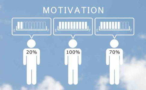 仕事のモチベーションが下がるのはなんで?モチベーションをキープする方法を伝授します!