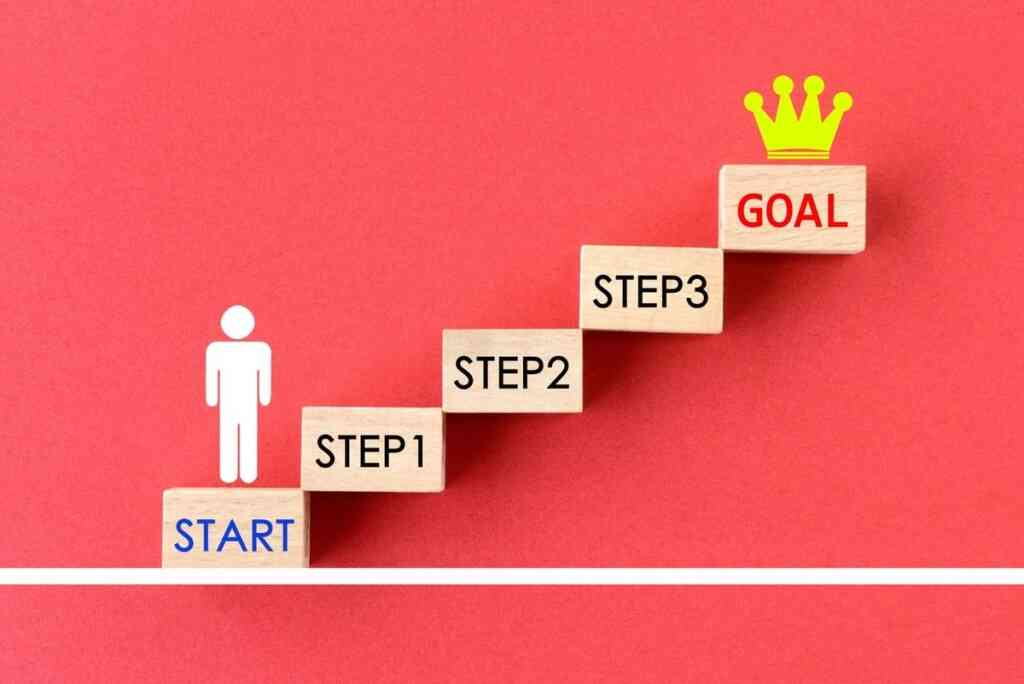 人生の目標がない!目標の必要性とあなたが目標を見つける5つのコツ!