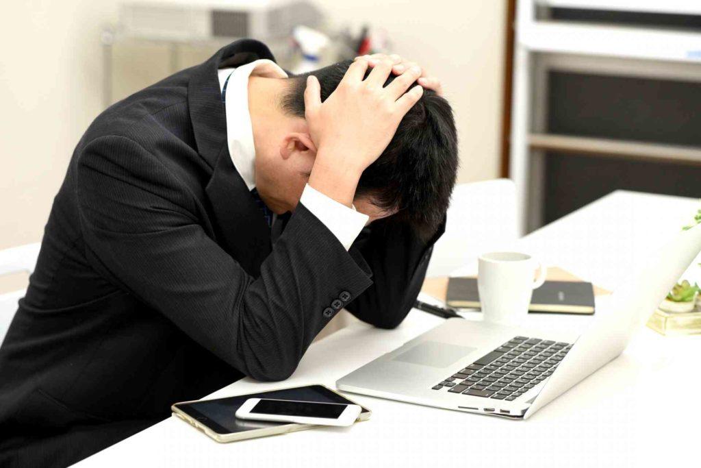 仕事でストレスをためやすい人の特徴