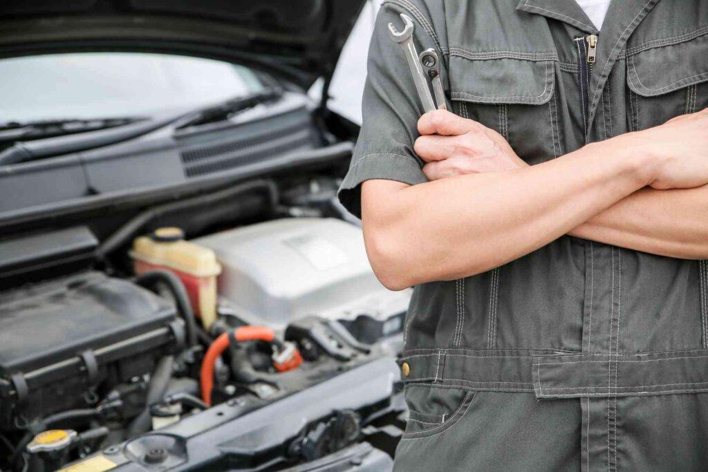 未経験で自動車整備士の資格を取る方法
