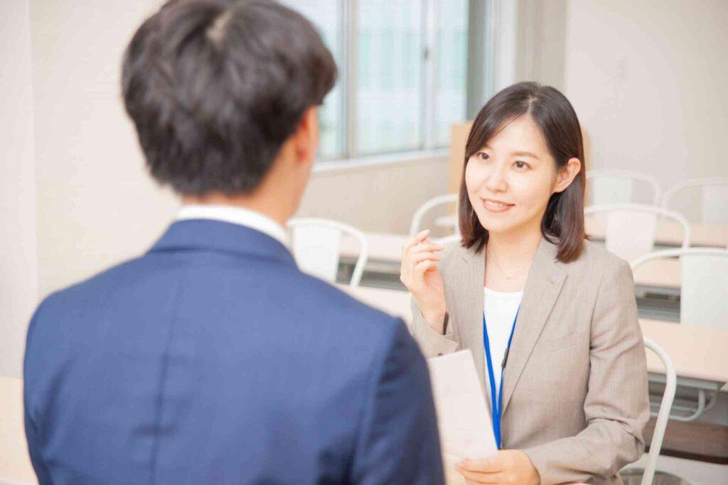 人と関わる仕事が向いている人の特徴