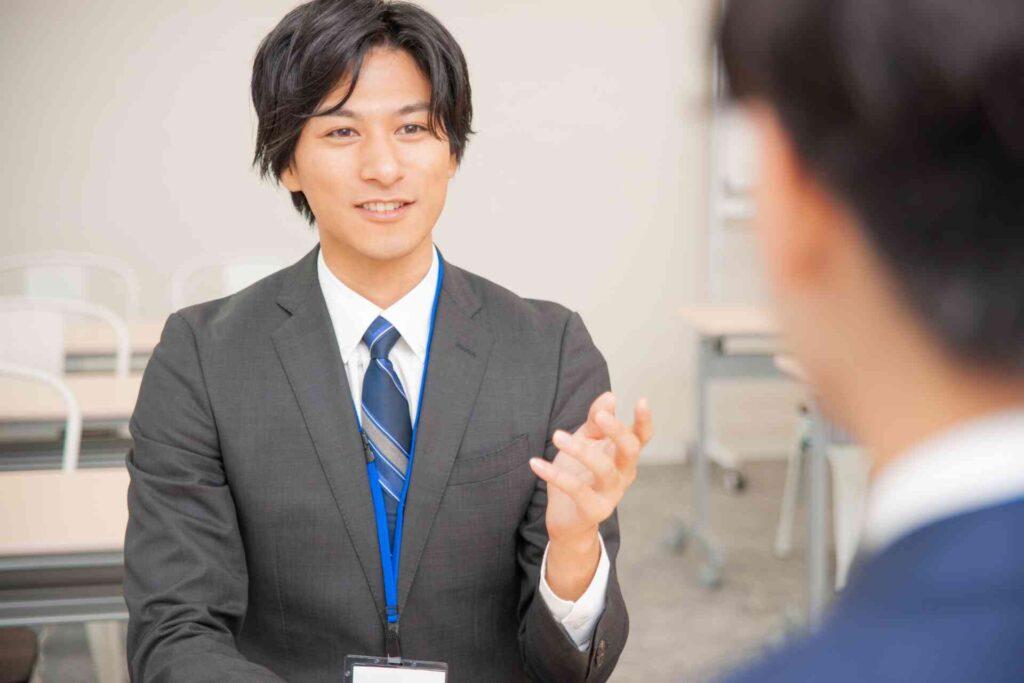 人と関わる仕事に就職する方法