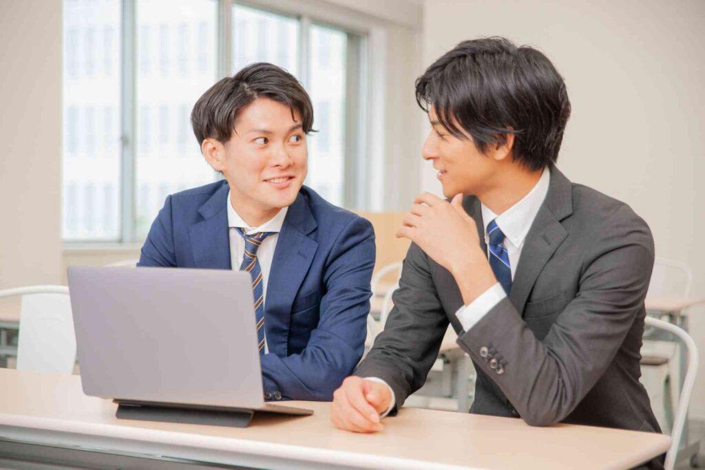人と関わる仕事に就職するコツ