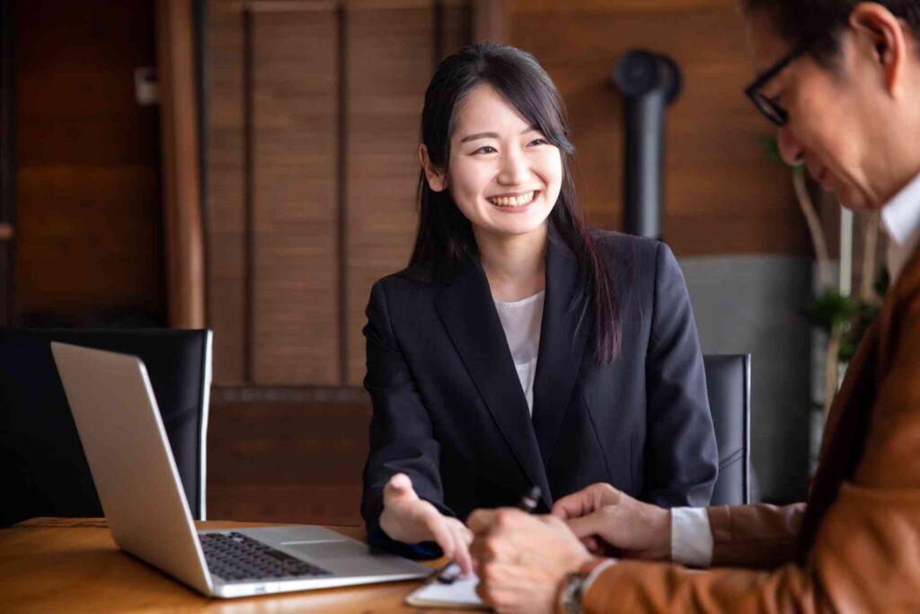 保険会社に就職すべき女性とそうでない女性の特徴