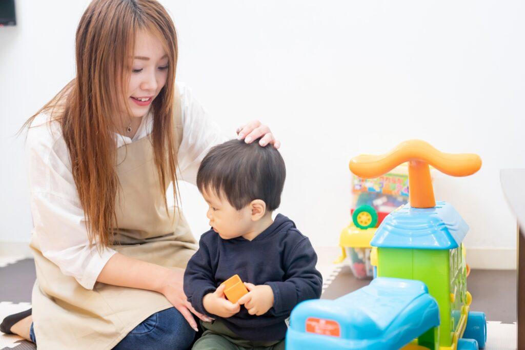 ひとりの子供と深く関わる仕事