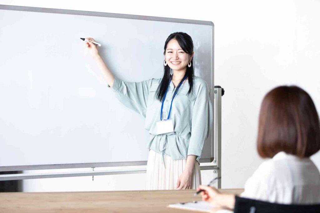 教育業界の代表的な職業