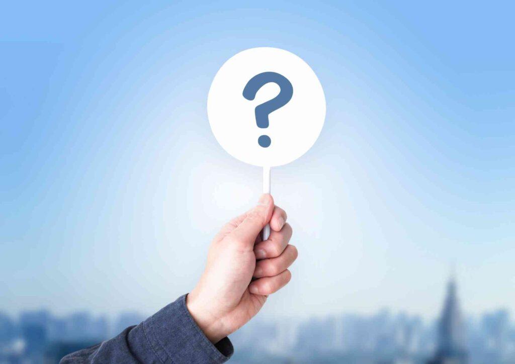 求職登録に関するよくある質問
