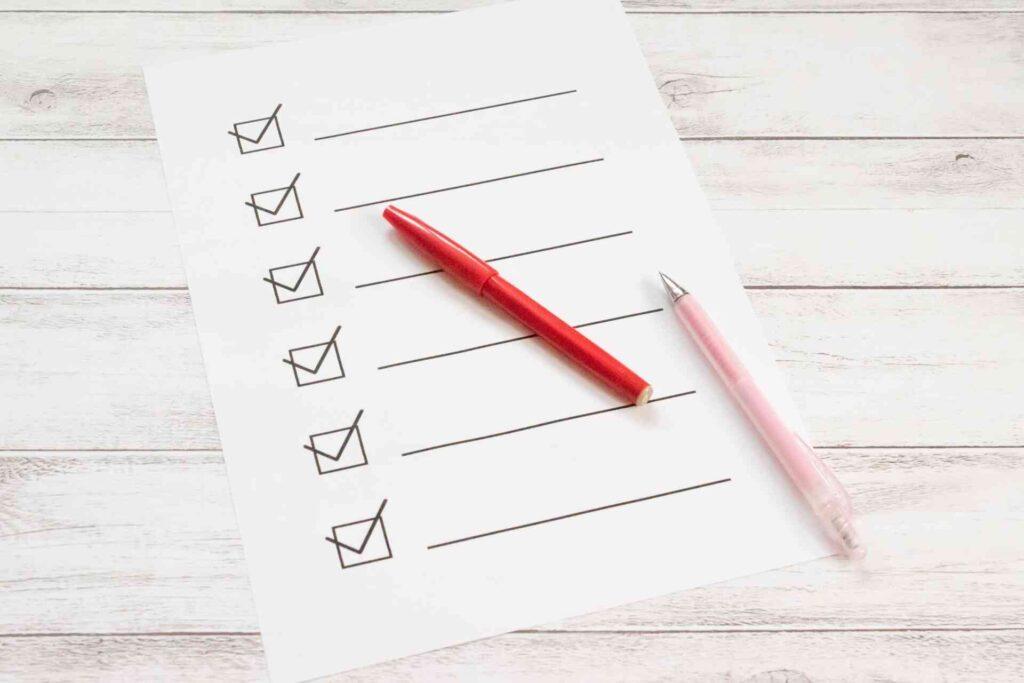 求職登録をする前の確認事項